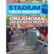 The cover of Mobile Sports Report's Stadium Tech Report Winter 2020 Issue