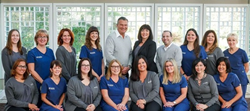 The Periodontists and Team at Canal Calem Periodontics in Moorestown, NJ and Medford, NJ