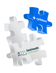 Rybbon Announces Partnership with Sawtooth Software