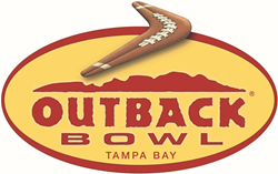 The Outback Bowl will reach $2 million in charitable giving in 2020.
