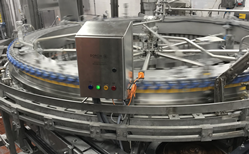 High-Speed Real-Time RFID Monitoring Solution for the Beverage Industry