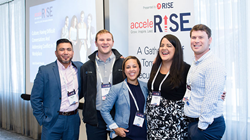 AcceleRISE 2019 attendees