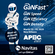 Navitas at APEC 2020: Here Come the GaN Chargers!
