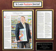 Publisher Wayne Bell St. Louis Character 2013 Business Journal St. Louis