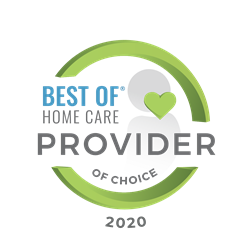 Assisting Hands Home Care of Schaumburg, IL Receives 2020 Best of Home Care – Provider Choice Award