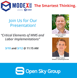 Open Sky Group's Modex 2020 presentations.