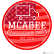 McAbee Trucking, a freight shipping and trucking company based in Blacksburg, purchased eight Ford F-750 delivery trucks fueled by propane autogas.