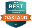 PropertyManagement.com Names Best Property Management Companies in Oakland, CA for 2020