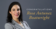 James Scott Farrin Attorney Rosa Antunez Boatwright Elected to Diamante Board of Directors