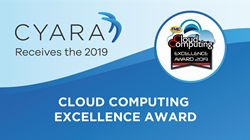 The award recognizes companies that have most effectively leveraged cloud computing in their efforts to bring new, differentiated services and solutions to market.