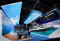 kubik's 2020 CES Exhibit for Brunswick Corp. named as EXHIBITOR Magazine's 2020 Best of CES