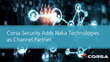 Corsa Security Adds Naka Technologies as Channel Partner