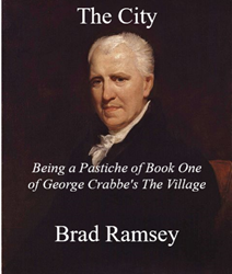 Book Cover of 'The City' by Brad Ramsey