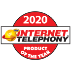 Internet Telephony 2020 Product of the Year Winner