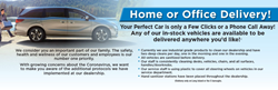 Atlantic Honda Coronavirus and COVID-19 services and precautions banner pr