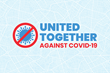 """United Together Against COVID-19"""