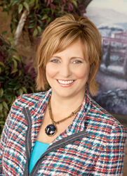 Headshot of Rhonda Sandel, CEO of Texas Emergency Care Center