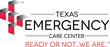 Logo for Texas Emergency Care Center