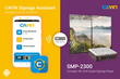 CAYIN Enhances Product Lineups with New 4K Digital Signage Player and Android APP
