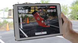 TRICK 3D's remote sales application enables sales forces to showcase products with prospects using augmented reality (AR).