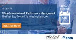 AIOps-Driven Network Performance Management: The First Step Toward Self-Healing Networks Webinar