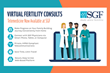 Shady Grove Fertility (SGF) Offers Virtual Physician Consults, Reducing Stress and Increasing Access to Care for People in Need of Fertility Treatment
