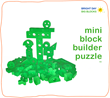 Bright Day Big Blocks Offers School Teachers a Chance to Relax and Play While at Home