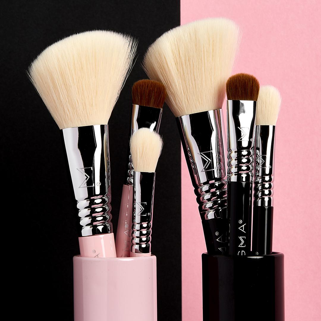 Its Essential Trio Brush Set