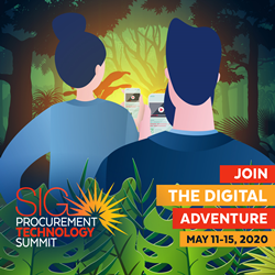 SIG Procurement Technology Summit