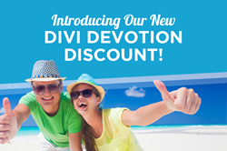 Divi Resorts' Divi Devotion Discount Press Release