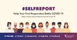 The National Self-Reporting System aims to bridge the information gap between residents and First Responders during the COVID-19 crisis.