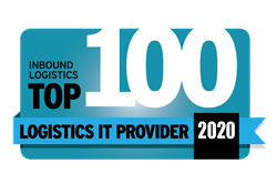 Inbound Logistics 2020  Top 100 Logistics IT Providers