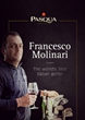 Italian Golf Pro Superstar Francesco Molinari Headlines Famiglia Pasqua's New Social Media Campaign