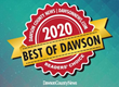 NG Key Works Voted Best of Dawson 2020 for Locksmith Category