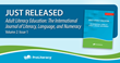 ProLiteracy Releases New Volume of Adult Education Research Journal