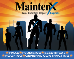 MaintenX's super service team is ready to help facility managers with their dark stores,