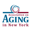 Association on Aging in New York Logo