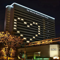 Costa Mesa's The Westin South Coast Plaza sharing love with the community.