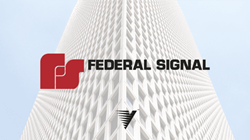 Press release Federal Signal- Vanguard Software