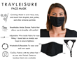 NxTSTOP Cloth Face Mask Benefits