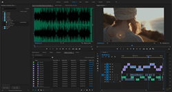 Productions in Adobe Premiere Pro