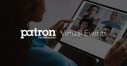 Patron Technology's Virtual Events Solution