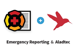 Fire & EMS Records Management Software Company Emergency Reporting Partners with Aladtec Scheduling and Workforce Management Software