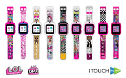 LOL Suprise PlayZoom Smartwaches for Kids by iTouch Wearables