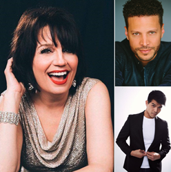 """Concert: Empathy & Pandemic"" - Featuring Broadway Stars Beth Leavel, Justin Guarini and Telly Leung on Friday April 24 from 4-5pm ET"