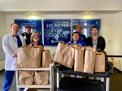Meal Deliveries at Seattle Hospital