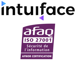 Intuiface has become ISO/IEC 27001:2013 certified, the only digital signage company in compliance with this standard