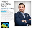 Home Repair, LLC Inspector Chris Ford Wins Prestigious Award from Professional Remodeler Magazine