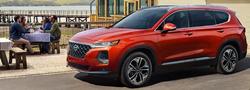 2020 Hyundai Santa Fe Exterior front fascia driver side