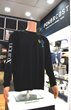 Powercast and Liquid X showcased at CES in January 2020 a wirelessly rechargeable smart athletic shirt prototype that illuminates using printed electronics and LEDs powered over the air.